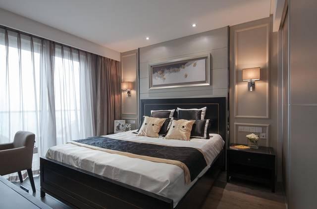 【独特壹家】2018最流行的卧室装修效果图,总有一款适合你!