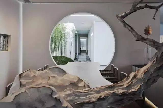 新中式风格里, 设计师是这样让窗户美到灵魂悸动的.图片