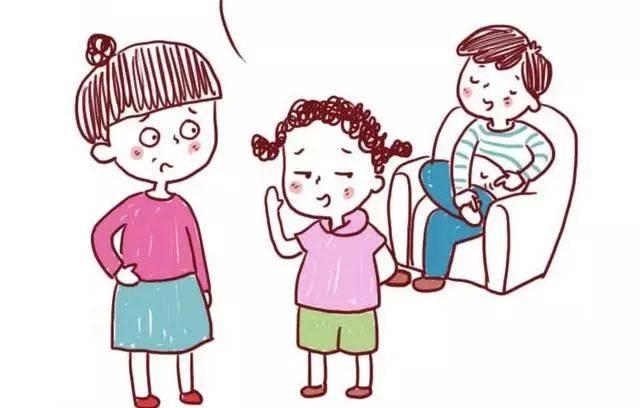 在宝宝眼中,爸爸妈妈是什么样子的?很是形象