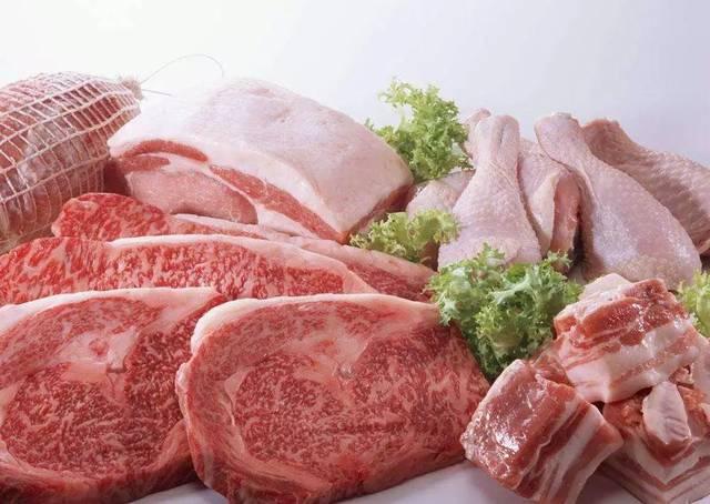 03 无肉不欢之 挑肉秘诀 1 畜禽类 看颜色: 新鲜肉类 有光泽,颜色