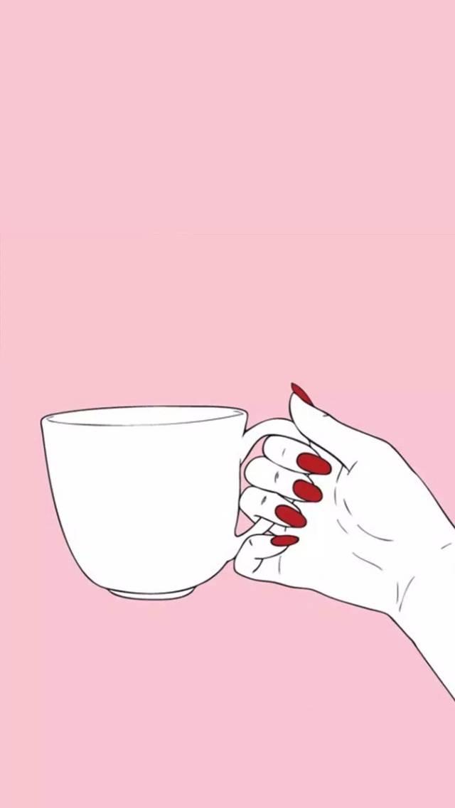 个性&萌系粉色少女心壁纸