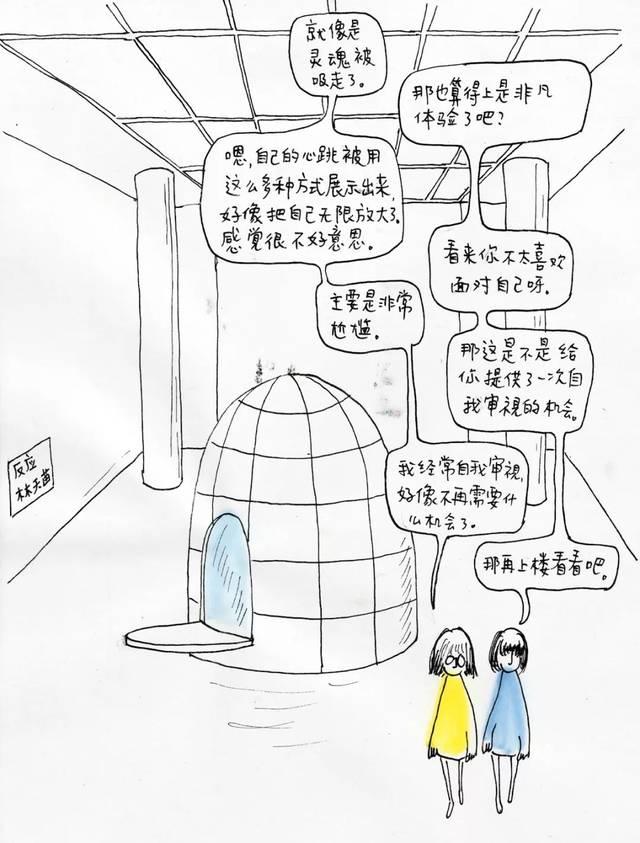 林天苗,反应,2018,上海外滩美术馆艺术家林天苗个展《体