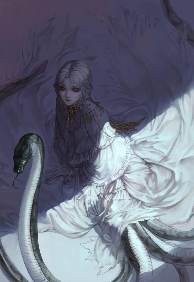 黯影太阳,葛温德林(黑魂)介绍图片