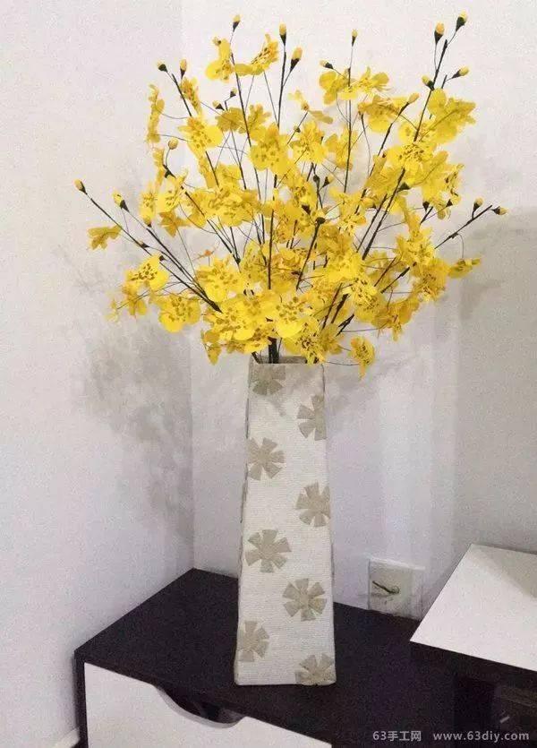 利用家里的废品手工制作创意花瓶,这下都不用花钱啦