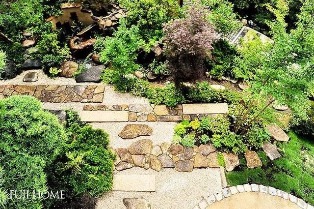 石头画风景步骤简单