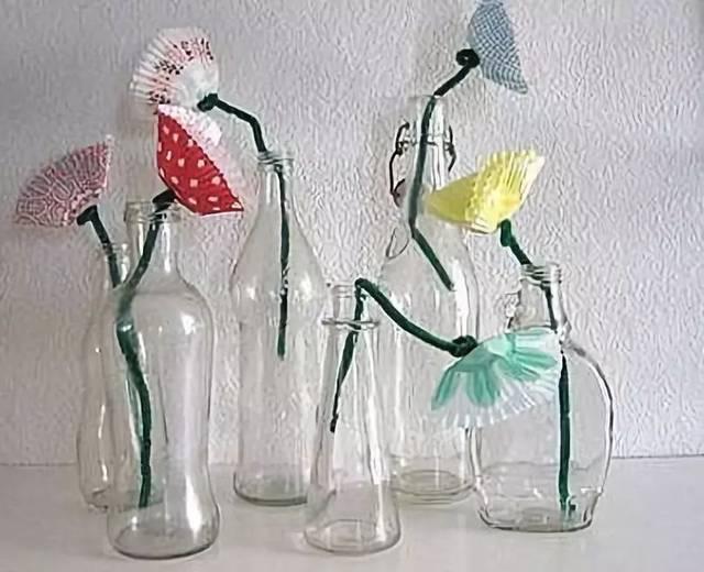 塑料瓶子手工制作教程