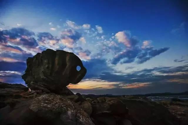 用一種石獅情境,在未知的景致里與美邂逅
