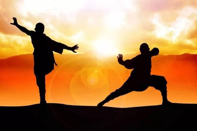 传统武术北派少林拳的腿法三要诀:硬,疾,变图片