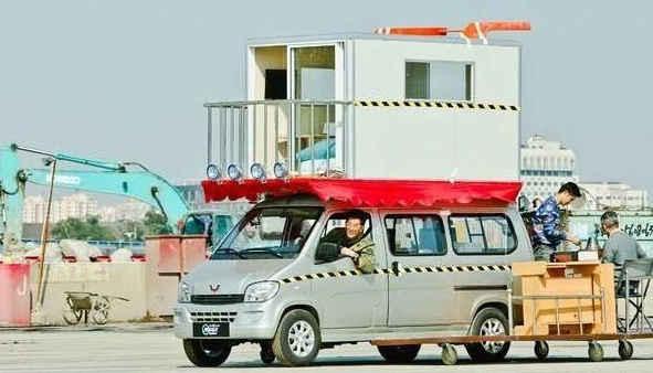 五菱推出房車,內飾奢華或售29萬,網友:還是買五菱宏光圖片