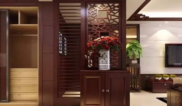 干货!门厅的花样设计