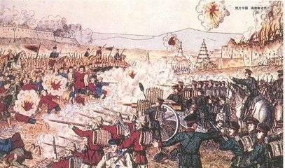澳门表演八国联军_被八国联军掠夺走的永乐大帝剑, 成为英国皇家军械博物馆镇馆之宝