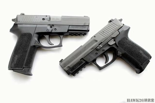后仓击锤_m17/18手枪之后,又采购sp2022,显示了美军对传统击锤式手枪的态度.
