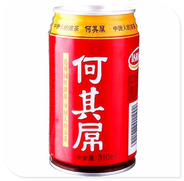 口渴可乐,还是挺接地气的,但是这菊花味,未免太重口味了吧