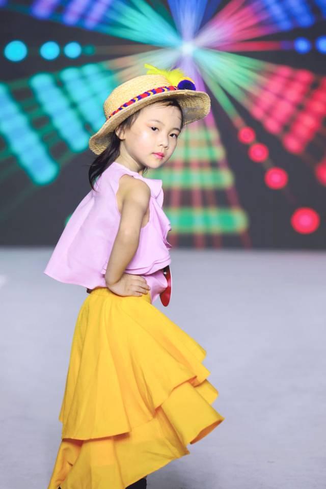 碧桂园2018新丝路中国国际少儿模特大赛广州赛区第三场初赛开赛!