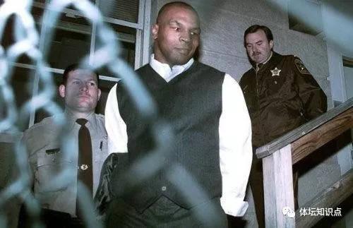 原来拳王泰森在监狱,有这么不为人知的事情,吃香喝辣女人排队