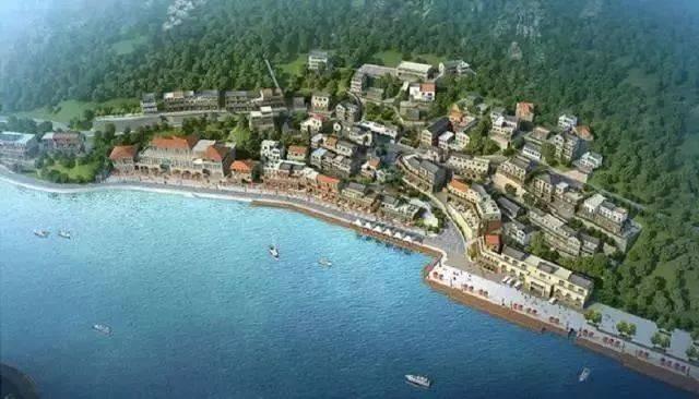 海岛地域风情建筑设计图片