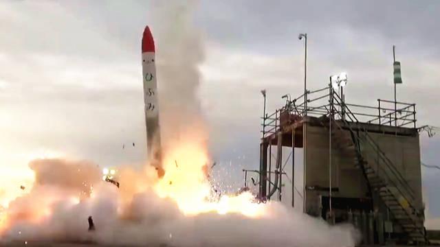日本私企花291万自制火箭,上天的那一刻,爆炸了!-科技图片