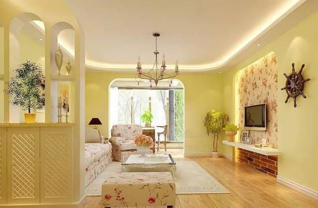 这款淡金色的地板,色彩和花纹都很柔和,性格特征和天秤们的很符合.