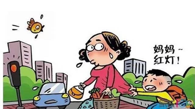 交通安全讹��_嗨玩暑假,关于儿童交通安全,嗖嗖理赔有话说!