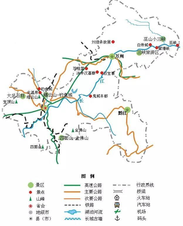 29.天津旅游地图