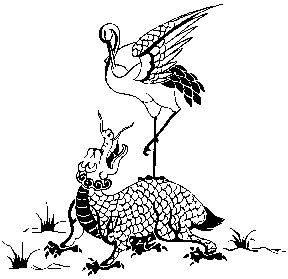 圆形丙烯鸟手绘