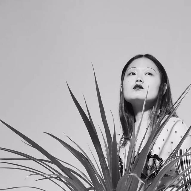 07/14 祁紫檀 |她的表达方式在于意象和暧昧,美和不可