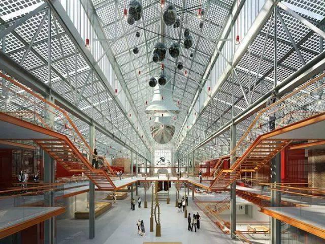 破解城市空间难题:欧美日韩老旧厂房改造如何化腐朽为图片