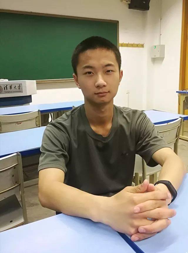 我在清华等你来   李成林:空军梦,报国志图片