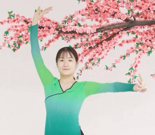 干货 中国舞里的手势 手位究竟该怎么摆