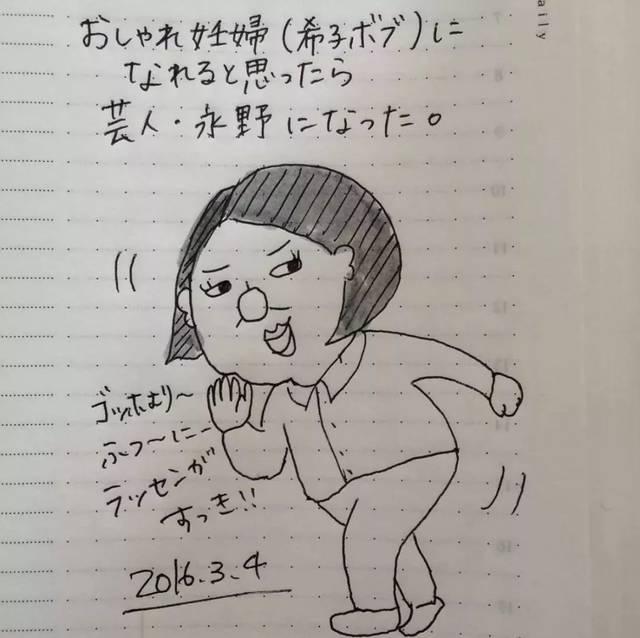 短发手绘妈妈卡通图片