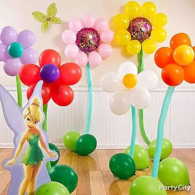 【气球环创】100多种超萌的气球动植物与卡通造型,玩爆各种场合