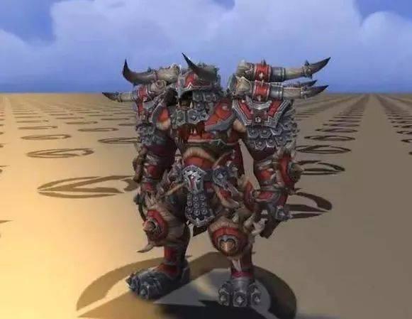 魔兽世界:部落两大种族外观模型重制!联盟玩家表示暴雪偏心!