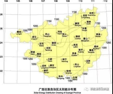 531新政后 广西省光伏项目平价上网总投成本分析