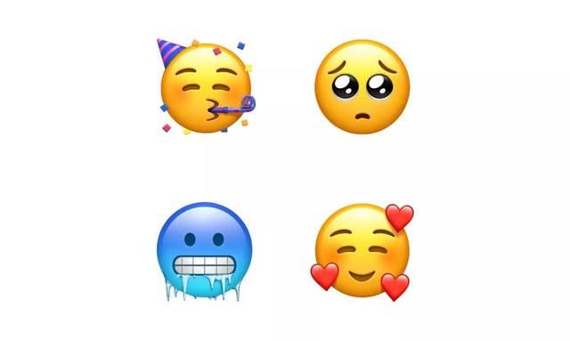 庆祝世界表情符号日,苹果带来超丰富 emoji 预览图片