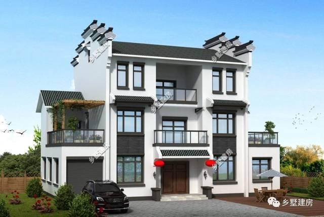 精美四合院生活,不可现代设计,新中式别墅就是美得融入方物!鞍山别墅汤岗图片