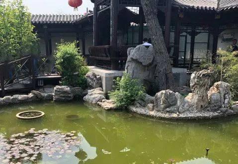 汉族手绘住宅