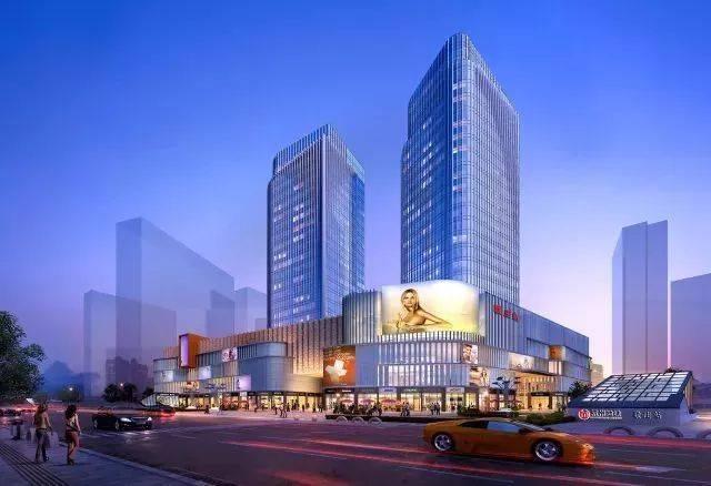 商业综合体_未来联庄将有一座新的商业综合体