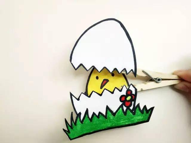 【创意手工】衣夹子居然是孩子的万能创意玩具?这么多
