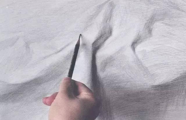基础教程:素描衬布不会画,怎么办?