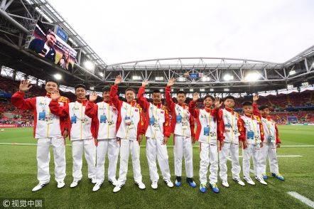 蒙牛助力足球文化,实现中国梦