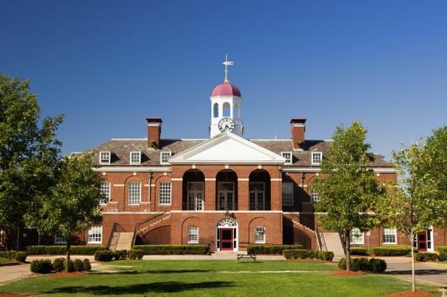 1.哈佛大学 harvard university