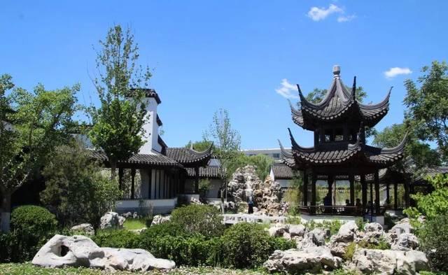 苏式园林免费开放!北京周边又多了一处度假胜地,江南美景!图片