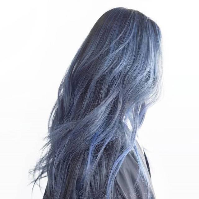 2018最流行的十款头发颜色潮人都喜欢这么染