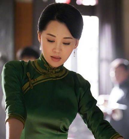 2009年,许晴曾在《建国大业》中演绎了宋庆龄这一角色,这对那时的她