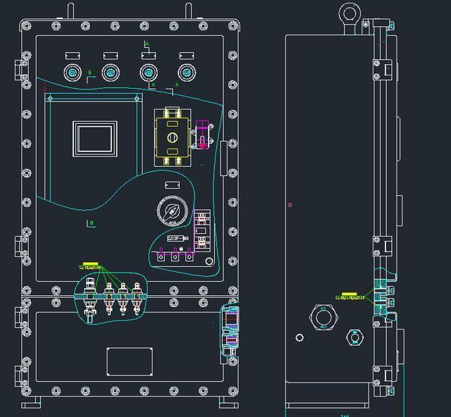 防爆电气设备简单设计举例(隔爆型)_手机搜狐网