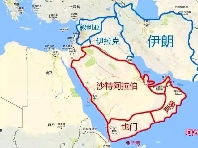 大战将起?以色列之外库尔德开始进攻伊朗基地图片