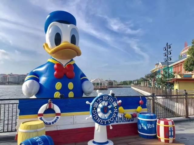 虽说上海入伏了,但是扑腾在水里的鸭鸭很凉快,完全不用担心唐老鸭变成图片