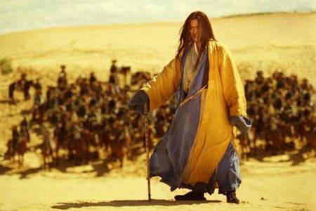 剑魔独孤求败误伤的义士是谁?金老:曾为活死人,一朝登