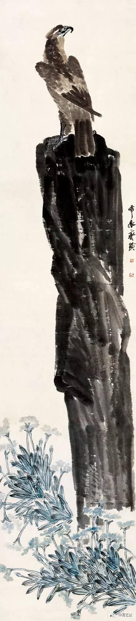 齐白石最贵的十幅画,送给老蒋的这幅价值四个多亿!图片