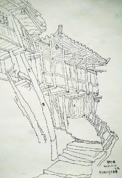 简笔画 手绘 素描 线稿 426_619 竖版 竖屏